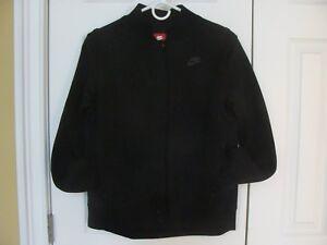 Women's Nike Tech Fleece Destroyer Jacket Black 835544 010 Size S, M, L