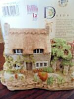 LILLIPUT LANE - 143 COBBLERS COTTAGE - NORTHAMPTONSHIRE. WITH BOX & DEEDS.