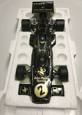 Exoto Ronny Peterson 1990 Lotus 72E Grand Prix Italy GPC97031 1:18 MIB +