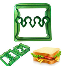 Crown Shaped Sandwich Toast Cookies Bread Biscuit Food Cutter Mold Mould DIY
