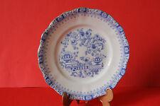 6 Seltmann Weiden Theresia China Blau  Kuchenteller Teller 19 cm      6 Stück