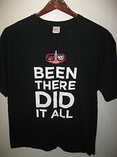 Coca Cola Coke Zero 400 At Daytona Speedway NASCAR 2013 Florida USA T Shirt XLrg