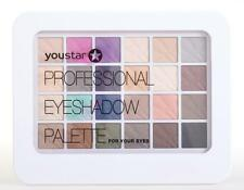 youstar Professional Eyeshadow Palette / Kosmetikkassette Make up Kit 24 Farben