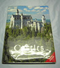 CASTLES by Felix Madison (2007, Hardcover) w Poster