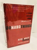 Do Hard Things: A Teenage Rebellion Against Low Expectations Hardcover New