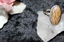 Silberring Edelsteinring Silber 925 Achat ? Große-63 (20,0 mm )