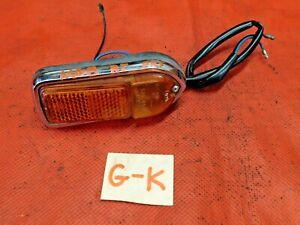 MGB, MGB GT, MG, Lucas Right Front Amber Side Marker Light, Original, !!