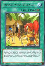DREV-EN053 Amazoness Village Rare Unlimited Edition Yugioh Card