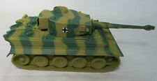 Classic Toy Soldiers Wwii German Tiger Tank (Camoflauged) for Toy Soldiers