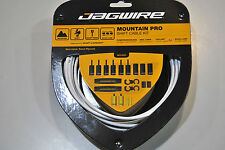 Kit Cavi e Guaine Cambio Jagwire Ripcord Bianco/KIT CABLE AND CONDUIT CHANGE