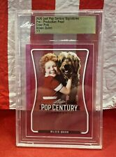 2020 LEAF POP CENTURY SIGNATURES (CLEAR PINK) AILEEN QUINN #1/1🔥🔥🔥🔥🔥