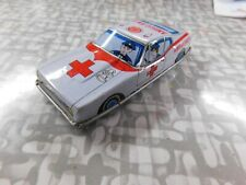 Tin ambulance made in Japan