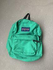 Jansport Backpack Standard Size Green