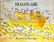 New listing Noahs Ark Peter Spier 1st Edition 1st Printing Caldecott Winner G1