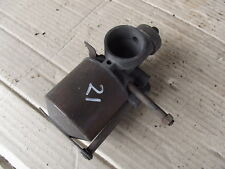 VILLIERS VINTAGE BRASS CARBURETTOR.116232/18. SPARES OR REPAIR 21