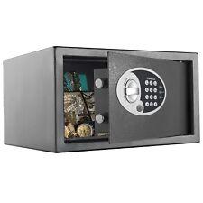 Hotelsafe mit Elektronik-Zahlenschloss Laptopsafe Zimmersafe Safe 42x33x20 cm