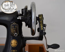 Chinese Balance Wheel and Hand Crank Set (budget)
