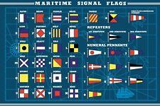 Maritime Signal Flag | Nautical Flag (Nautical) 5'x3′ Flag