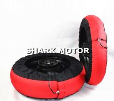 Motorcycle Tire Warmer  tyre warmer Set 120 / 190 Front and Rear Race