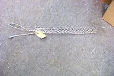 nos hubbell kellems 024-03-003 split mesh double eye pulling grip .75-.99