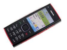 Original Nokia X2-00 unlocked mobile phone 5.0MP Camera Bluetooth FM MP3 MP4 pla