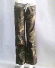 Lorna Jane F/T Camouflage Camo Print Flashdance Pants Running Gym Size L/14
