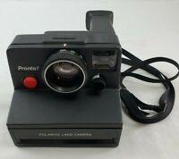 VINTAGE Pronto Polaroid  Land Camera UNTESTED