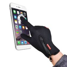 Touch Screen Thermal Insulated Gloves Warm Winter Windproof Riding Mittens S Xl