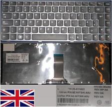 QWERTY KEYBOARD UK LENOVO IdeaPad V370, NSK-B6ASW MP-0A, 9Z.N5TSW.A0U Black