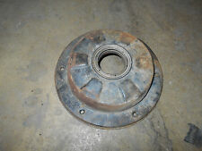 honda atc200s rear back brake drum cover housing atc125m atc200 atc200m 1984