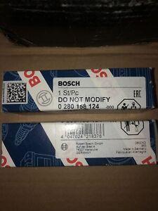 2x Ferrari Maserati Bosch Fuel Injector (1) 0 280 158 124