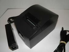 Star Tsp600 643 Thermal Pos Receipt Printer Usb W Power Supply Tested