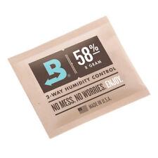 Boveda 58% RH 8 gram Humidipak - 3 Pack - 2-way Humidity Control (8g) New RM24