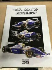 Minichamps Catalogue 2015 Edition 2