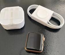 Apple Watch Series 3 38mm Gold Aluminium Case