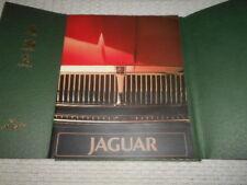 Jaguar XJ6 & Sovereign Sales Brochures (2) Card Folder + General Information (1)
