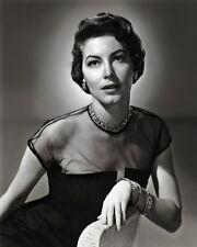 New 8x10 Photo: Legendary Classic Film Actress Ava Gardner