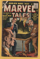 Marvel Tales #154 Atlas/Marvel Comics 1957 John Severin Cover Stan Lee VG
