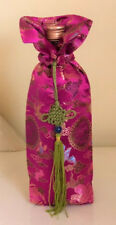 Embroidery Wine Bottle Cover Bag