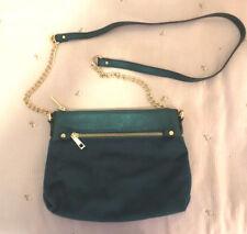 Target Women's velvet Green Cross body Handbag Purse Medium