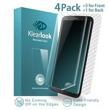 Galaxy S8(5.8 Inch) Screen Protector Klearlook [Updated Case-Friendly Version...