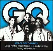 GQ : BEST OF DISCO NIGHTS (CD) sealed