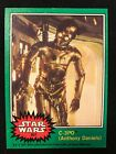 1977 Topps Star Wars Series 4 Trading Cards 22