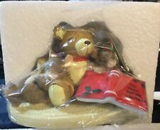 Charming Tails Not A Creature Was Stirring Christmas Figurine