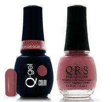 Gel & Polish QRS Beauty Combo MAT265 Chapel of love Pink Color