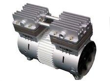 Dental Noiseless Oil Free Quiet Air Compressor Motors Turbine Unit Oilless 550W