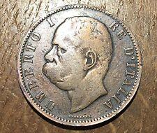 PIECE DE 10 CENTESIMI 1894 BI UMBERTO I (147)