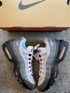 Nike Air Max 95  Gunsmoke Pink Foam - UK 9 / US 10 / EU 44