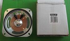 Loudspeaker Round Speaker 15 Watts Full Range General 100 mm 8 Ohm x 1pc Boxed