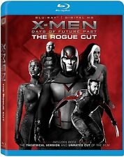 NEW 2014 American Movie 2-Disc Blu-Ray X-Men: Days of Future Past The Rogue Cut